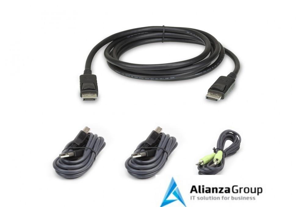 KVM кабель ATEN 2L-7D02UDPX4 / 2L-7D02UDPX4