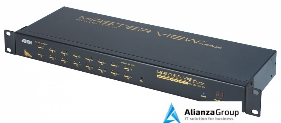KVM переключатель ATEN CS1216A / CS1216A-AT-G