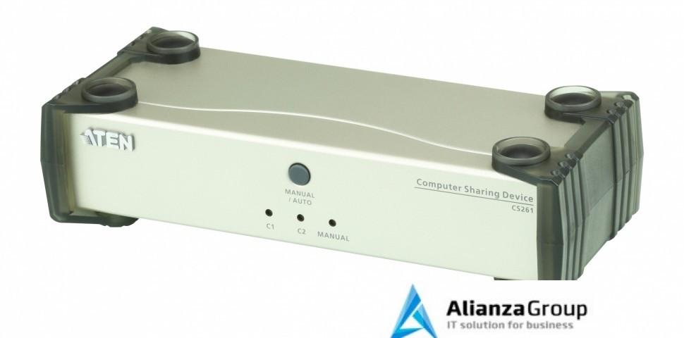 Устройство совместного использования ПК ATEN CS261 / CS261-AT-G