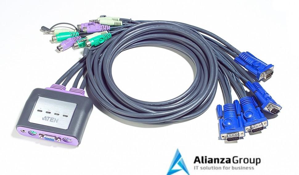 KVM переключатель ATEN CS64A / CS64A-A7