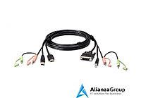 KVM кабель ATEN 2L-7D02DH / 2L-7D02DH