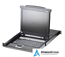 KVM консоль с переключателем ATEN CL5716NR / CL5716N-ATA-RG
