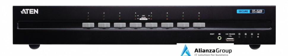 Защищенный KVM переключатель ATEN CS1148DP / CS1148DP-AT-G