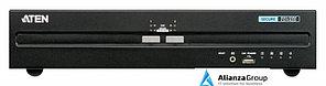 Защищенный KVM переключатель ATEN CS1142D / CS1142D-AT-G