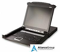 KVM консоль с переключателем ATEN CL5708MR / CL5708M-ATA-RG