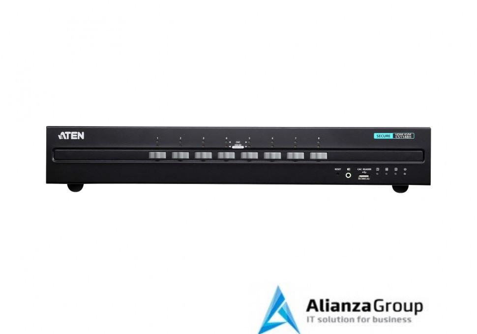 Защищенный KVM переключатель ATEN CS1148H / CS1148H-AT-G