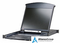 KVM консоль с переключателем ATEN KL1508AiM / KL1508AiM-AXA-RG