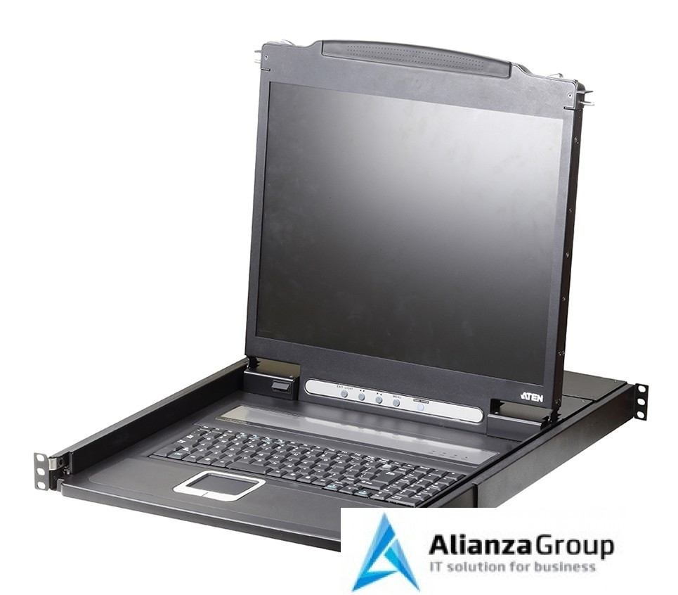 KVM консоль ATEN CL1000N / CL1000N-ATA-RG