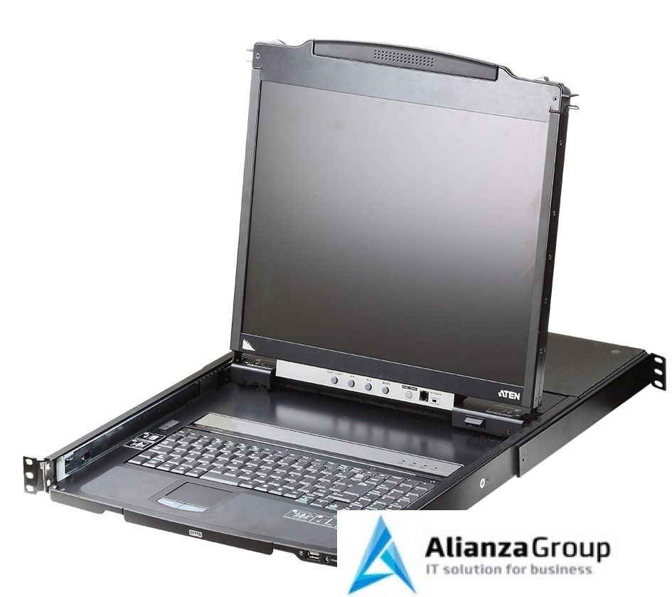KVM консоль ATEN CL5800N / CL5800N-ATA-RG