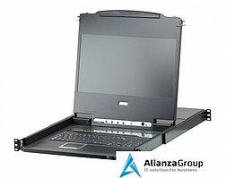 KVM консоль с переключателем ATEN CL6708MW / CL6708MW-ATA-RG