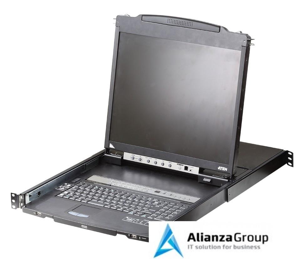 KVM консоль с переключателем ATEN CL5816N / CL5816N-ATA-RG