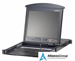 KVM консоль с переключателем ATEN KL1508AM / KL1508AM-AXA-RG