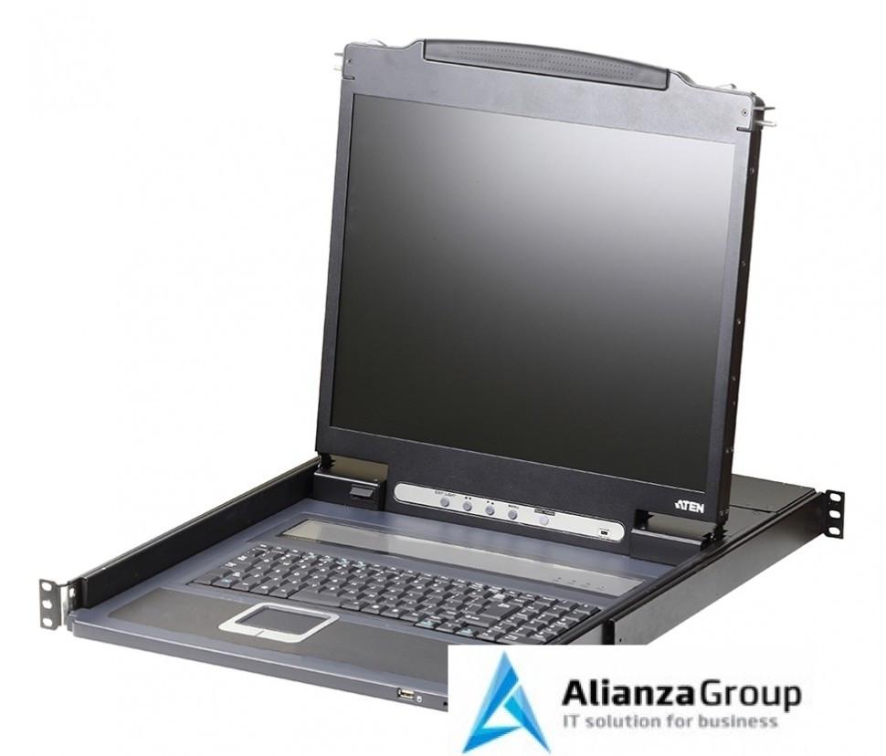 KVM консоль ATEN CL3000N / CL3000N-ATA-RG