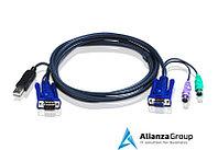 KVM кабель ATEN 2L-5502UP / 2L-5502UP