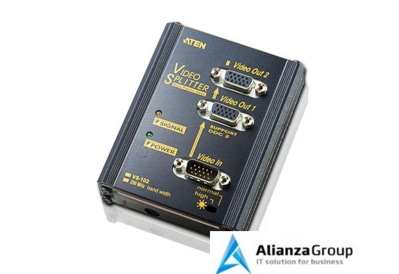 Настенный разветвитель ATEN VS102 / VS102-AT-G