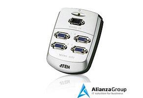 Настенный разветвитель VGA ATEN VS84 / VS84-AT-G