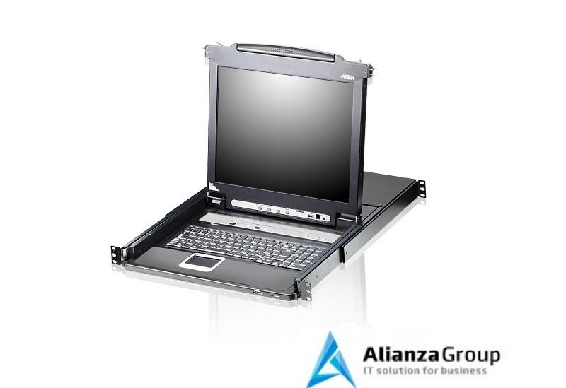 KVM консоль с переключателем ATEN CL5716FM / CL5716FM-AT-RG