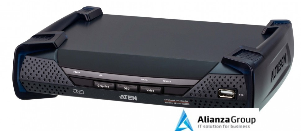 Приемник ATEN KE9950R / KE9950R-AX-G