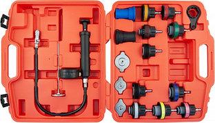 Набор для тестирования герметичности системы охлаждения, 18 предметов RPTS18