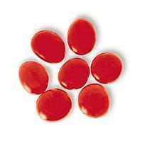 Марблс Красный Кристалл 16-18мм, 360гр.