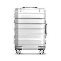 "Чемодан Xiaomi XNA4026RT Metal Trolley Case 20"" (Silver), фото 1"