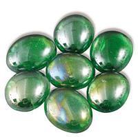 Марблс  Зелёный Бриллиант 16-18мм, 360гр.