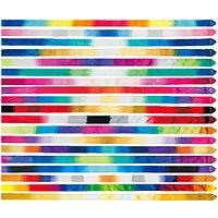 Лента для гимнастики многоцветная 6 м Chacott, фото 1