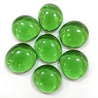 Марблс Зеленый Кристалл 16-18мм, 360гр.