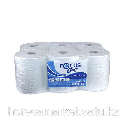 Бум.полотенце Focus Quick 2слх20см 150 m, фото 2