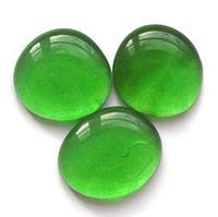 Марблс Зелёный Кристалл 30-38мм, 360гр.