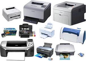 МФУ, принтеры, сканеры