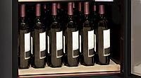 Шкаф винный Pozis ШВ-120 Черный, фото 4