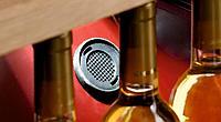 Шкаф винный Pozis ШВ-120 вишневый, фото 3