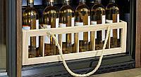 Шкаф винный Pozis ШВ-120 вишневый, фото 8