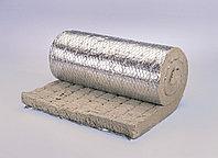 Маты базальтовые прошивные, 2000х1000х100, толщ. 80-120мм, в обкладке из стеклоткани с одной стороны БСТВ-60-3