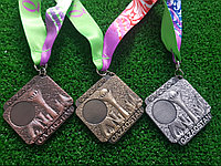Медаль 3D QAZAQSTAN
