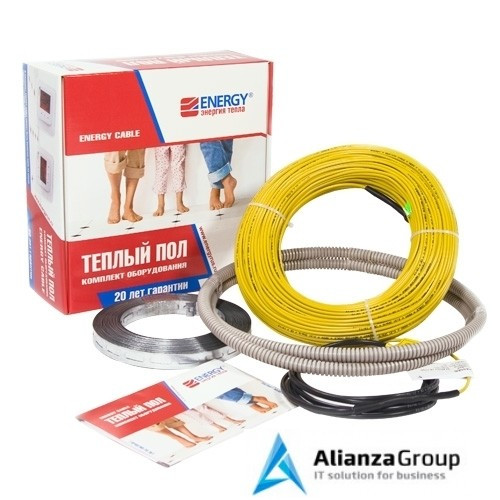 Нагревательный кабель Energy Cable 600