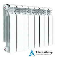 Алюминиевый радиатор Rifar Alum 500 8 секц.