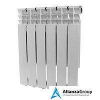 Алюминиевый радиатор Rommer Optima 500 6 секций