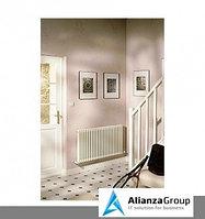 Стальной трубчатый радиатор 2-колончатый Arbonia 2057/24 N12 3/4 RAL 9016