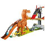 "Трек ""парк динозавров"" со звуком, фото 3"