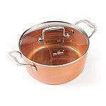 Кастрюля Nice Cooker Gold Series 20x9,0 см 2,2 л, фото 4