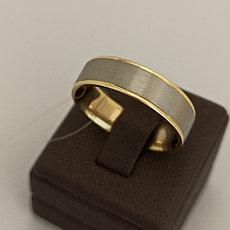 Обручальное кольцо «Antonius & Cleopatra» RB - 19,5 размер