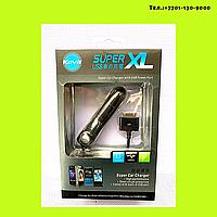 Автомобильное зарядное устройство для iP 4S