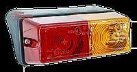 Фонарь задний правый (поворот/габарит/стоп-сигнал) ФП-209П-правый (МТЗ, ЮМЗ, Т-16, Т-25, Т-40)