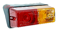 Фонарь задний правый (поворот/габарит/стоп-сигнал) ФП-209П-правый (МТЗ, ЮМЗ, Т-16, Т-25, Т-40), фото 1