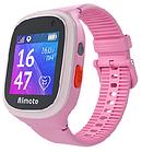 Детские смарт-часы Aimoto Start 2 (розовые)(070656)