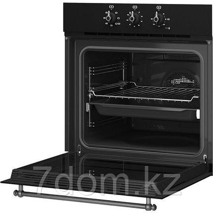Встраиваемая духовка электрическая Teka HRB 6100 ATS Silver, фото 2