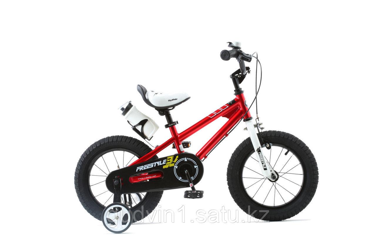 "ROYAL BABY Велосипед двухколесный FREESTYLE 16"" RB16B-6"