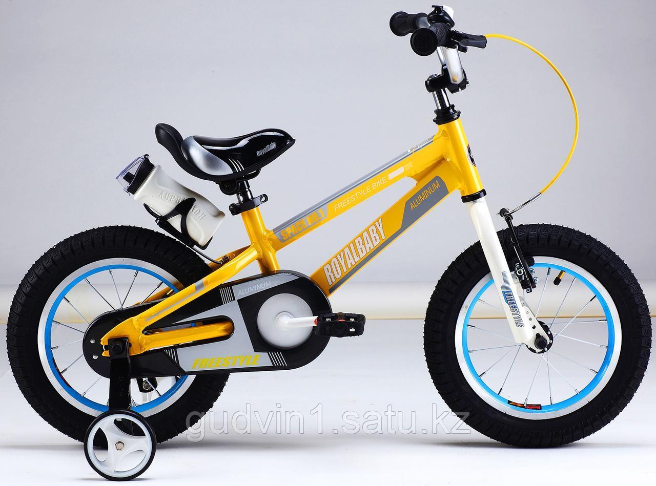 "ROYAL BABY Велосипед двухколесный SPACE NO.1 ALLOY 16"" RB16-17"